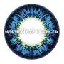 Цветные линзы EOS Sun Flower Blue Фото 4