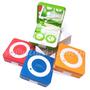 Средства ухода Kaida Ipod Зеленый набор для цветных линз фото 2