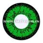 Цветные линзы EOS V209LB Green Фото 4