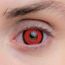 Карнавальные линзы Lensmam Red Fury
