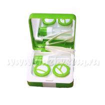 Средства ухода Kaida Ipod Зеленый набор для цветных линз