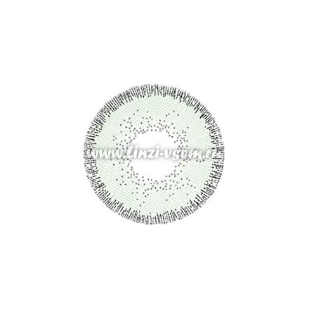 Цветные линзы EOS Sole 2 tone Green Фото 4