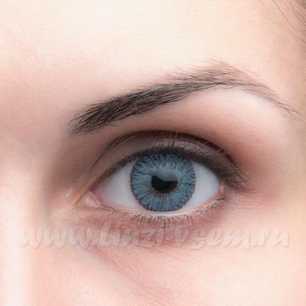 Цветные линзы Dreamcon Elegance Grey