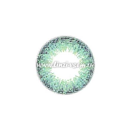 Цветные линзы EOS Milky Green Фото 5