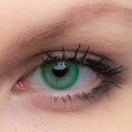 Цветные линзы Lensmam 30-24 Green
