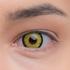 Карнавальные линзы Lensmam Yellow Werewolf