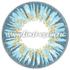 Цветные линзы EOS Adelio Blue mini