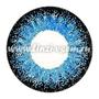Цветные линзы EOS J211 Blue Фото 3